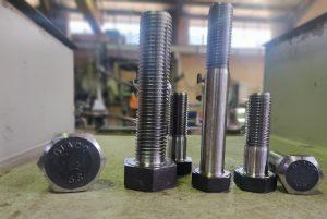 تولید انواع پیچ در سایزهای مختلف
